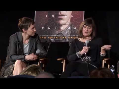 2015 Oscar Panel Discussion on The Imitation Game
