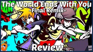 Review: The World Ends With You -Final Remix- (Nintendo Switch) (Video Game Video Review)