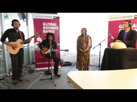 Tamikrest - Aratan (Live @ Funkhaus Europa)