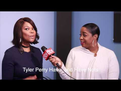 Haves & Have Nots Angela Robinson interview