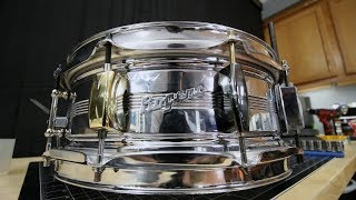 The Franken Snare - Rogers Dynasonic -