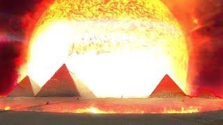 Was Passiert, wenn man 200 Atombomben in der Sahara Explodieren Lässt?