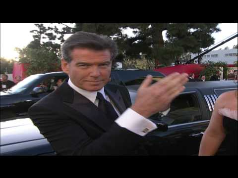Pierce Brosnan Fashion Snapshot Golden Globes 2009