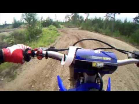 Motocross Ride on 15Aug09 @ Hökensåsbanan / GoProHero camera