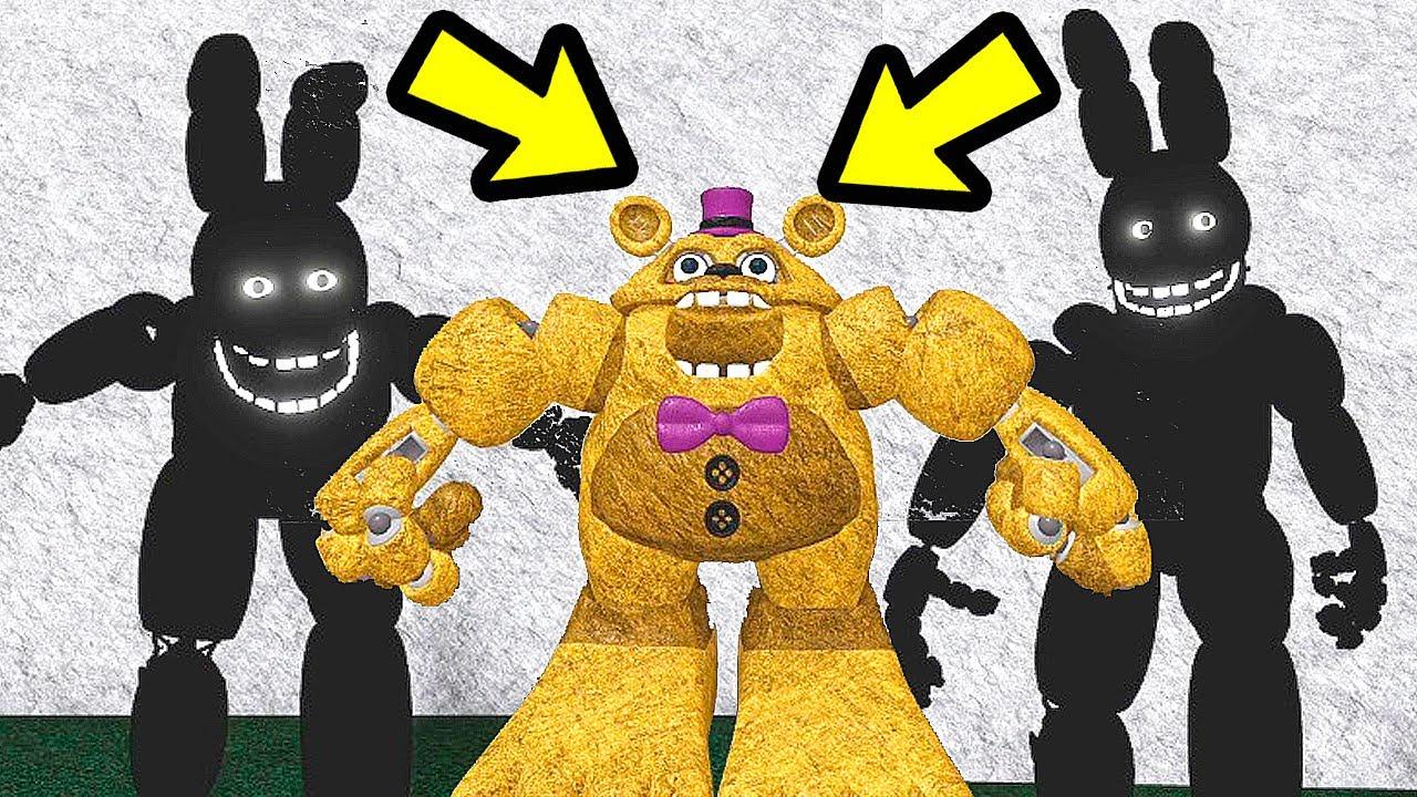 02 Animatronics Secretos Escondidos No Roblox Fredbears Mega - 5 animatronics secretos escondidos no roblox circus baby s pizza