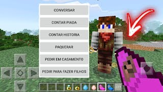 SAIU! COMES ALIVE IGUAL DE PC PARA O MINECRAFT POCKET EDITION !