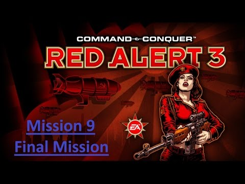 Command & Conquer: Red Alert 3: Allied Mission 9 Final mission