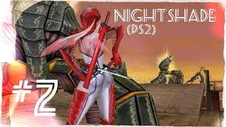 Nightshade/Kunoichi (PS2) Story Mode: Stage 2