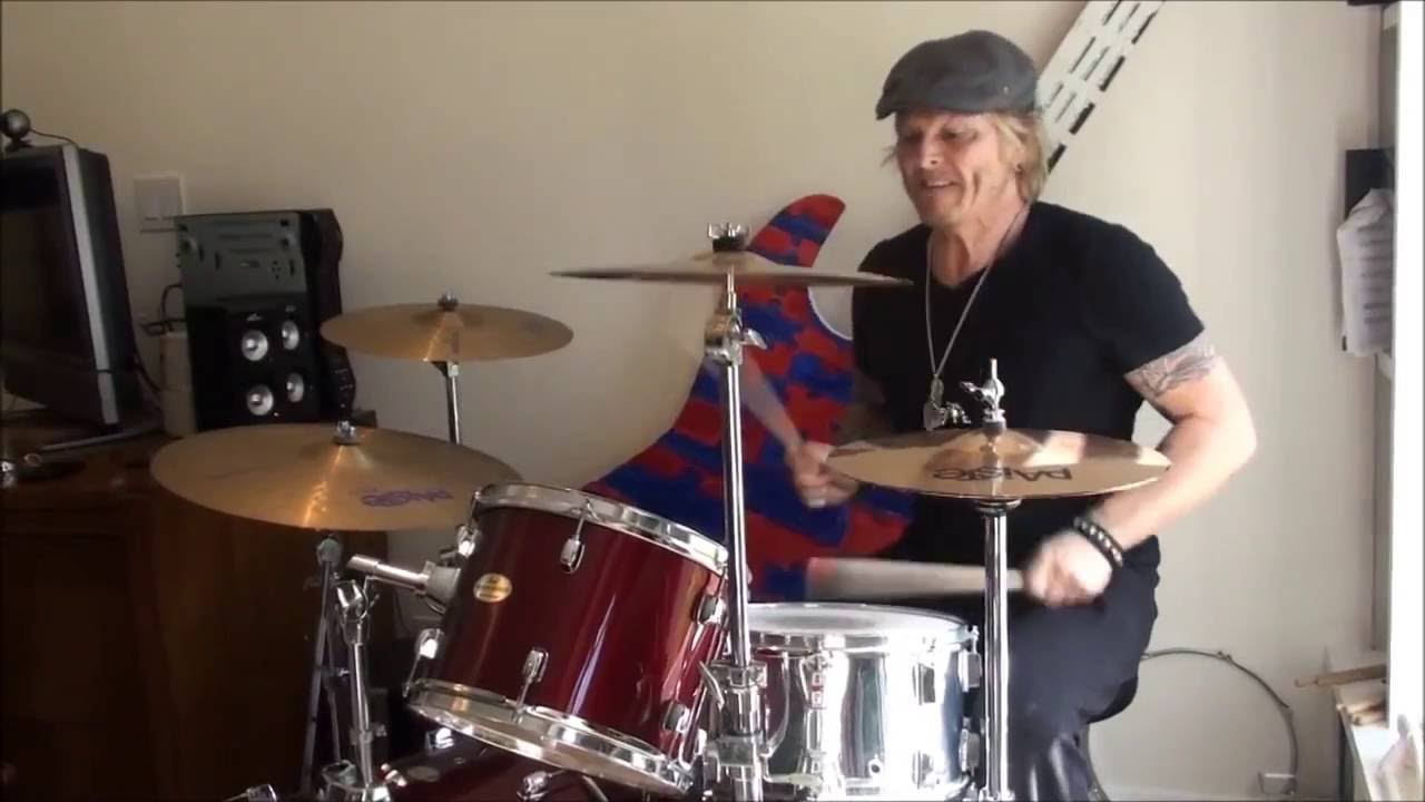 Matt Sorum Drum Lesson 2011 Youtube