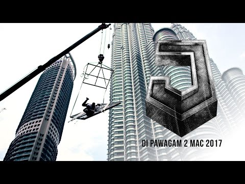 J REVOLUSI - OFFICIAL TRAILER [HD] - DI PAWAGAM 2 MAC 2017