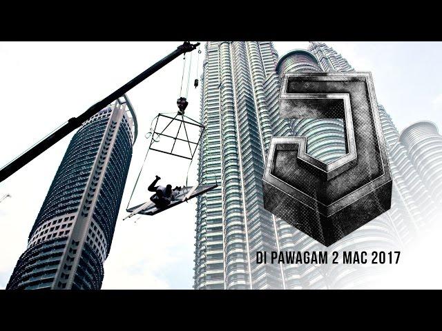 J REVOLUSI - OFFICIAL TRAILER [HD] - DI PAWAGAM 2 MAC 2017