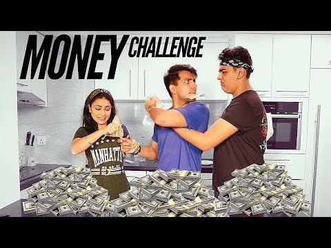 MONEY Challenge | Rimorav Vlogs - YouTube