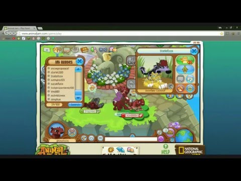 Clan Transporter! Animal Jam Gameplay (Shoutout to everyone hosting these clans!) #ParaCam 5