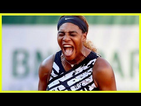 Serena Williams es eliminada del Roland Garros