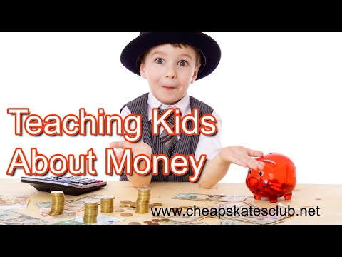 RAISING A RICHIE RICH (OR TEACHING KIDS ABOUT MONEY)