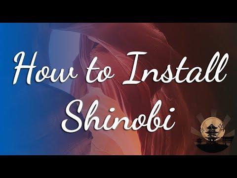 Install Shinobi in under 5 Minutes on Ubuntu 17 10 1