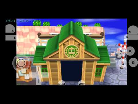 Animal Crossing: New Leaf Download|•Citra/Android•|