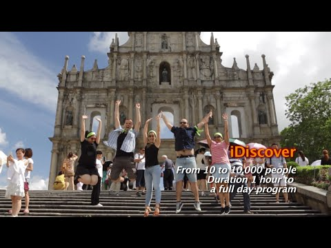 iDiscover Macau and Hong Kong - Team Building Activities by smallWORLD Experience