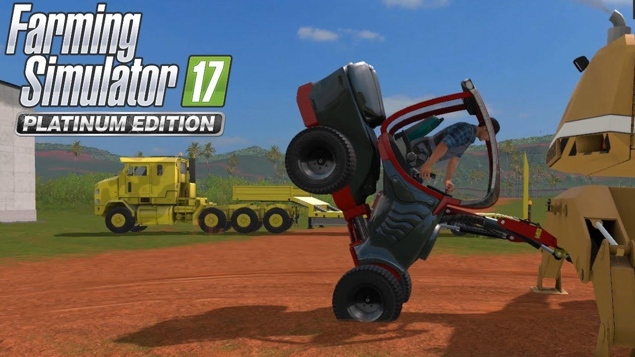 Farming Simulator 17   Co-op   (Xbox One)