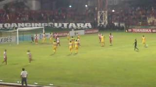 Video Gol Pertandingan PSM Makasar U21 vs Barito Putera