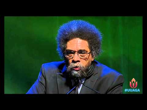 #446 Ware Lecture by Cornel West at General Assembly 2015