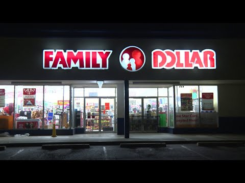 Store Manager: Family Dollar Store Break-in Was 'quick'