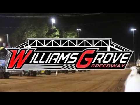 2018 Williams Grove Speedway pump up
