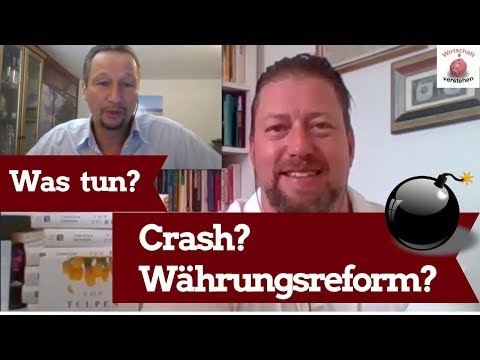 Crash & Währungsreform voraus? - Immobilien, Aktien, Bitcoin, Gold - Prof. Dr. Torsten Dennin