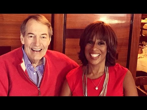 Gayle King says Charlie Rose is recovering nicely