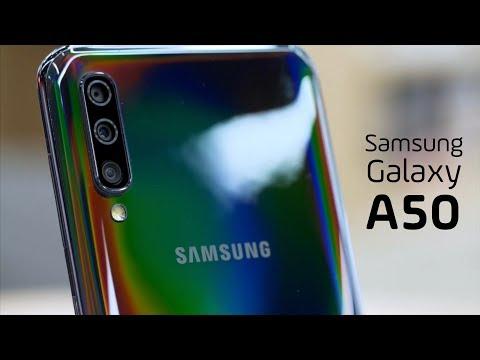 Samsung Galaxy A50 (review Română)