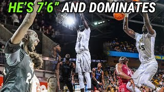 "7'6"" Tacko Fall Is DOMINATING College Basketball! Drops 23 Points & 20 Rebounds! NBA BOUND!? 😱"