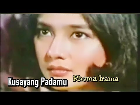 Kusayang Padamu - Rhoma Irama - Original Video Clip of Film