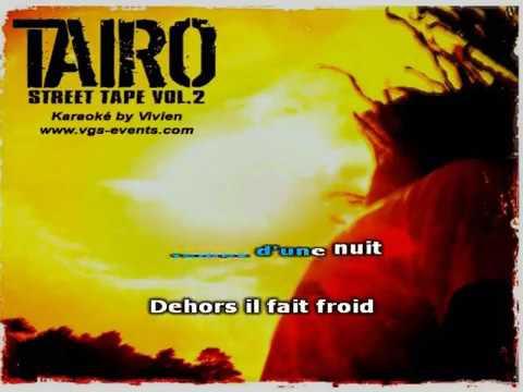 Taïro - Une seule vie (Karaoké by VGS Events)