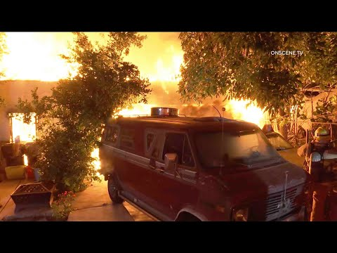 Garage Destroyed by Fire | Florence