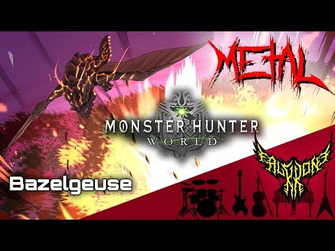 Monster Hunter: World - Bazelgeuse Theme 【Intense Symphonic Metal Cover】 thumbnail