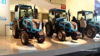 Landini - Argo Tractors S.p.A. - Eima International 2016 #eima2016
