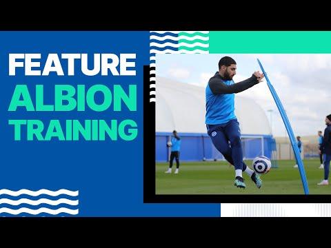Brighton & Hove Albion Training