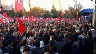 MHP Türkiye Mitingi Genel Başkan Devlet Bahçeli Ne Mutlu Türküm Diyene