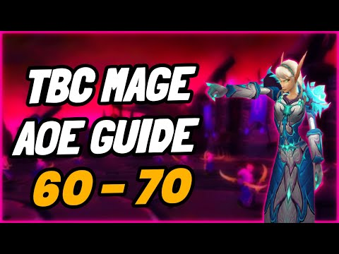 TBC Mage AOE Leveling Guide