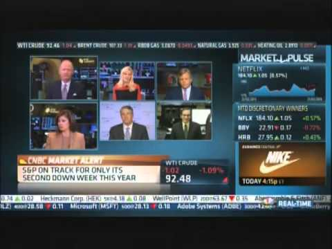 Eric Marshall Portfolio Manager at Hodges Capital Management-CNBC Interview 3/21/13