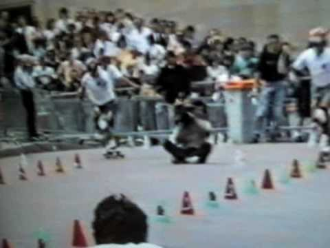 pro world class Gianluca Ferrero VS Jani Soderhall -skateboard champs