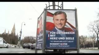 شاهد هزيمة مرشح اليمين المتطرف نوربرت هوفر في النمسا