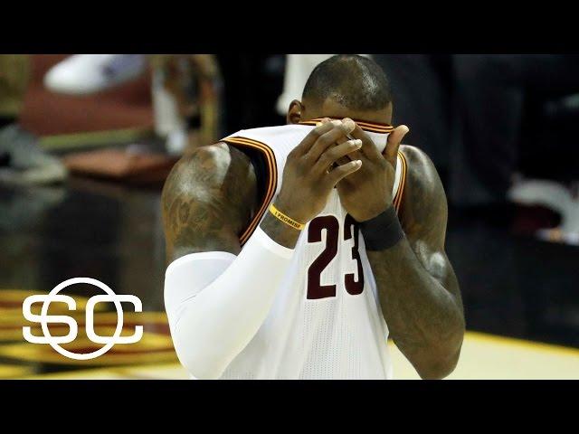 LeBron James Had Fan Ejected | SportsCenter | ESPN