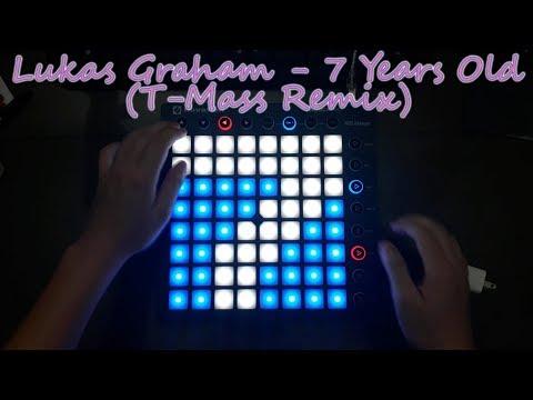 ╠ Launchpad MK2 ╬ Cover ╣ Lukas Graham - 7 Years (T-Mass Remix)