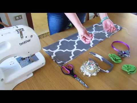 How To Make A Grocery Bag Holder Youtube