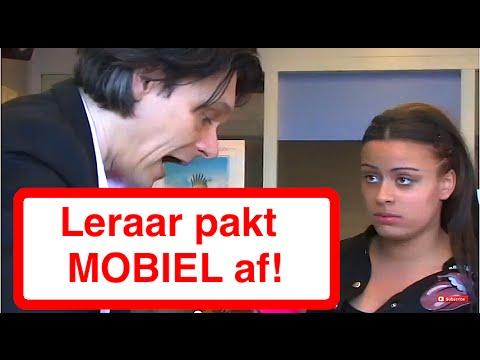 LERAAR PAKT MOBIEL AF!