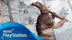 Warum ist Kratos im neuen God of War so verdammt mächtig?