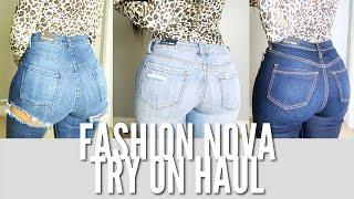 TRY ON HAUL ft. FASHION NOVA