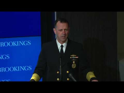 Assuring a ready fleet: A discussion with Admiral John Richardson