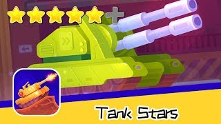 Tank Stars - Playgendary - Day49 Coalition Walkthrough Art of Explosion Recommend index five stars